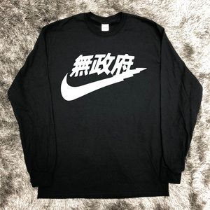 Other - Nike Air Chinese Longsleeve Black